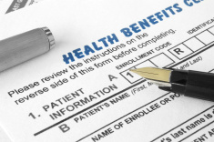 stock-photo-14588306-health-benefits-claim-form